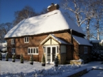 Thumbnail Image - The Thatched Cottage in winter