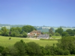 Thumbnail Image - Looking back to the farm with the cottage in the foreground