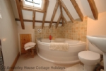 Thumbnail Image - The upstairs ensuite bathroom