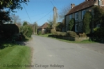 Thumbnail Image - Looking along Barlavington Lane towards the Old Tractor Shed