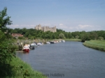 Thumbnail Image - Arundel Castle from the River Arun