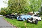 Thumbnail Image - Classic car rally at Wisborough Green