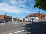 The picturesque Goudhurst village, Kent
