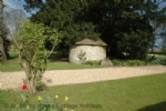 Thumbnail Image - The grounds behind the cottage
