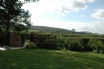 Thumbnail Image - Beacon Cottage and looking west along the South Downs