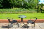 Thumbnail Image - The seating area on the rear terrace