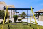 Swing View to Villa