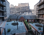 Edinburgh CastleView Holiday Apartment