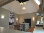 Large open plan kitchen area, Goudhurst, Kent