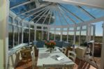 Thumbnail Image - Conservatory with doors opening on to the garden