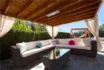 Sofa Set in Gazebo