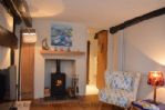 Thumbnail Image - Old Town Bolthole - Lounge with wood burner
