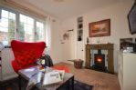 Thumbnail Image - Honeypot Cottage - The cosy woodburner in the lounge area