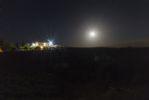 Moonlight over Villa
