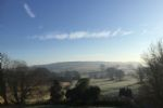 Thumbnail Image - Frosty view of the Shimmings Valley on a sunny winter morning
