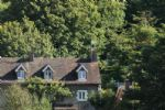Thumbnail Image - Gran's Cottage (on the right) tucked in amongst the trees