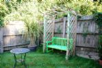 Thumbnail Image - The top tier of the rear garden...
