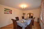 Thumbnail Image - Spacious dining room with doors leading to the outside terrace