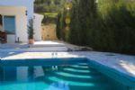 Roman Steps into Sunny Pool