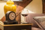 Ground floor: The sitting room is perfect for relaxing in the evenings with a glass of wine