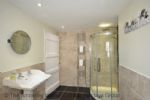 Thumbnail Image - With corner shower cubicle