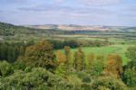Thumbnail Image - The South Downs from the castle battlements
