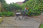Thumbnail Image - Rear garden decking area