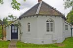 Thumbnail Image - The octagonal front to the cottage
