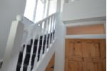 Thumbnail Image - Stairs up to the apartment - private hallway