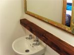 One of the en suite shower rooms.