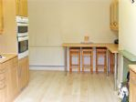 Plenty of space for the family to mull around and cook together.