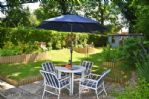 Thumbnail Image - Garden seating area