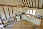 Thumbnail Image - The kitchen area viewed from the mezzanine