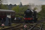 Thumbnail Image - The Flying Scotsman visiting The Bluebell Railway in 2017