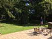 Pitcairlie Lodge rear garden nature haven