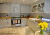 Mangle Cottage chic country kitchen