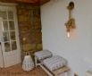 Sit and enjoy the stars at night in Mangle Cottages sunroom