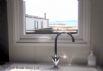 The Beach Hut - View from Kitchen sink window