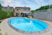Willow House, a beautiful family home with outdoor heated pool