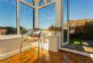 Sunny conservatory