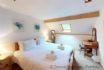 Light-filled master bedroom