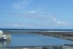 Seahouses Harbour - low tide