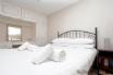 Tasteful double bedroom