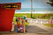 There are many surf hire shops available