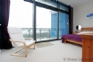 Spectacular sea views from master bedroom