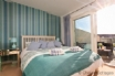 Gorgeous sunny double bedroom with balcony