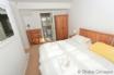 Sunny twin bedroom