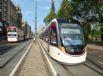 Edinburgh Trams Princess Street