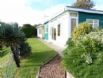 Detached holiday bungalow by the sea