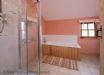 Family bathroom on ground floor bath, shower, wc & whb